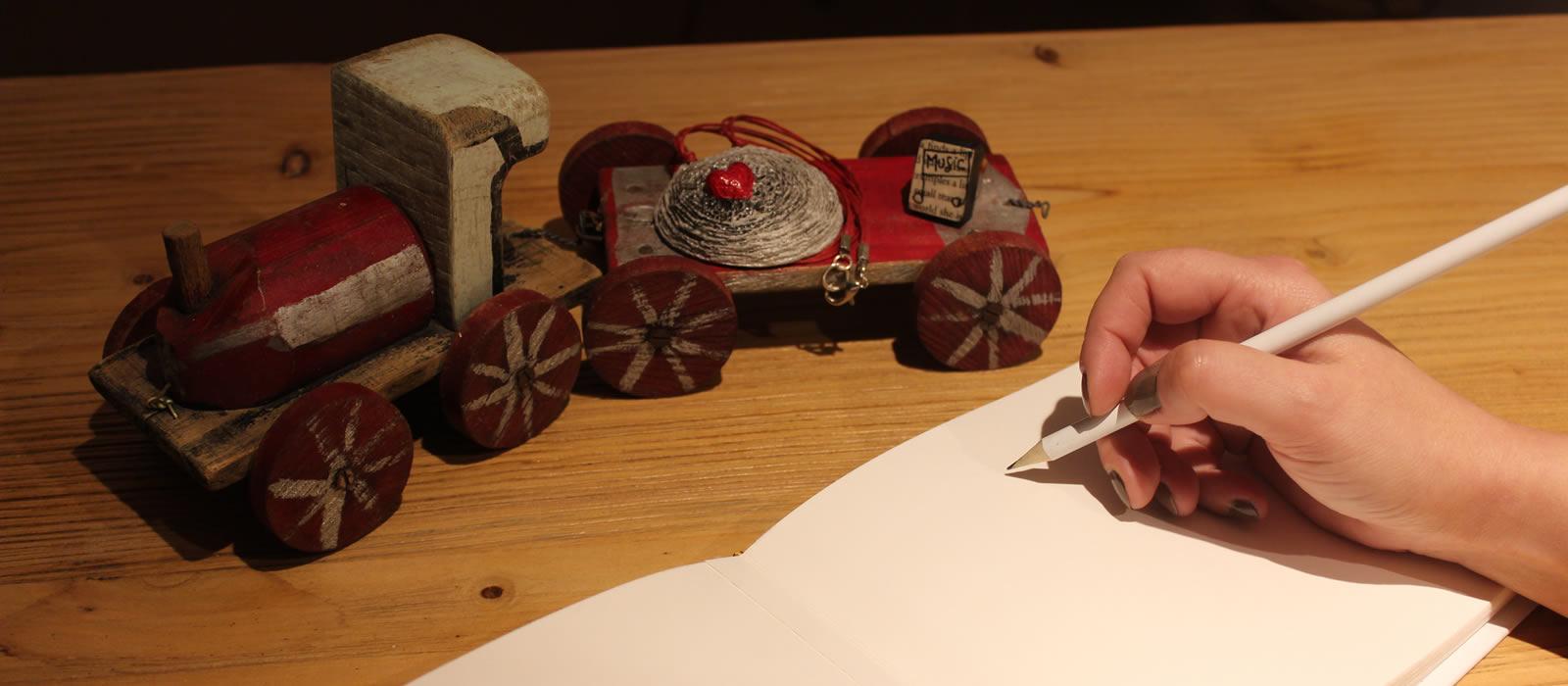La Locomotiva - Paper Corner - Contatti